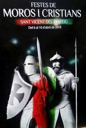 Moros y Cristianos en honor a San Vicente Ferrer