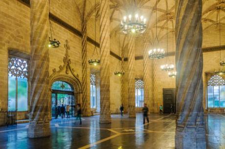 Découverte en famille de la Valencia gothique