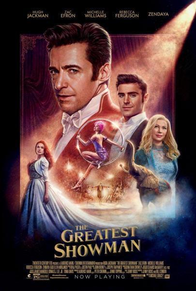Cine: The greatest showman (El gran showman)