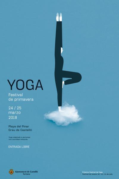 Festival de Yoga Grao de Castellón