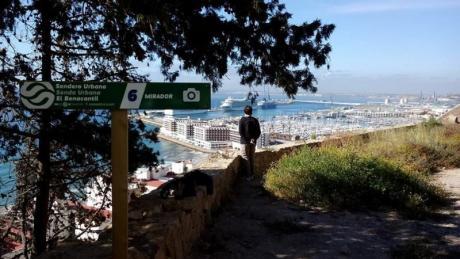 Senderos de Primavera Alicante 2018