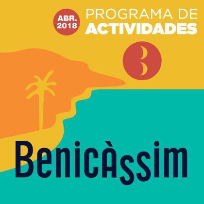 Programa Actividades Abril en Benicàssim