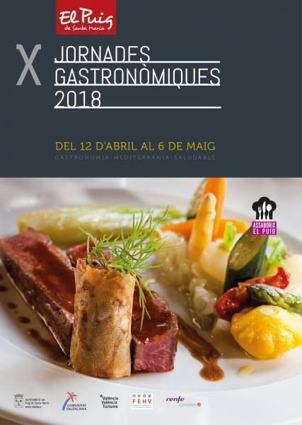Jornadas gastronómicas en el Puig de Santa Maria