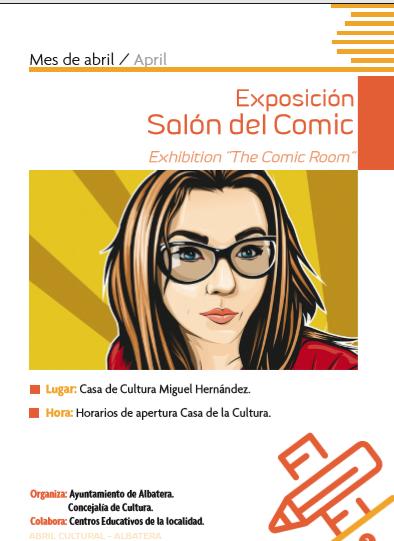 EXPOSICIÓN SALÓN DEL CÓMIC