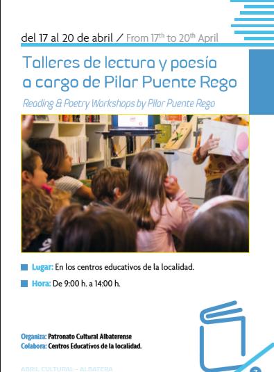 TALLER DE LECTURA Y POESÍA