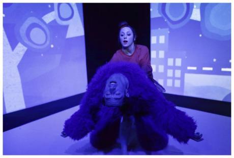 "Teatro Infantil: Panicmap  presenta ""Pequeño Big Blue"""
