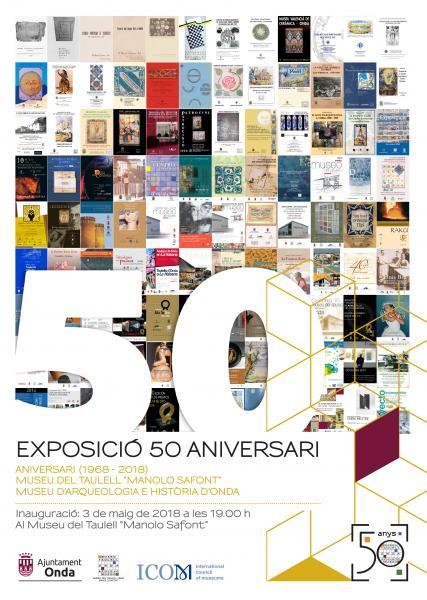 "50 ANIVERSARIO MUSEO DEL AZULEJO ""MANOLO SAFONT"""