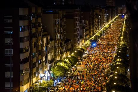 La 15K Nocturna llega a València