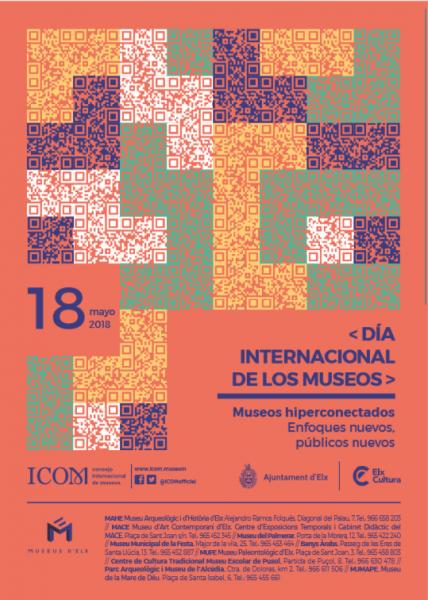 Día Internacional de los Museos en Elche 2018