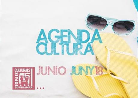 Programación Cultural Junio 2018