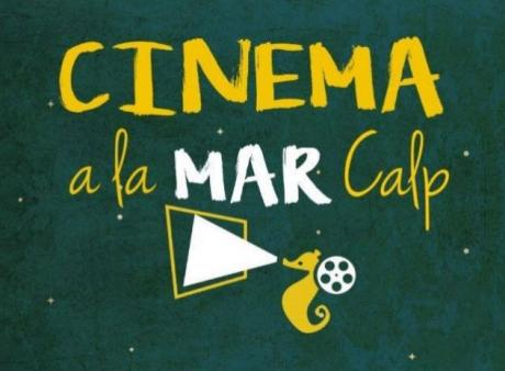 Cinema a la Mar Calp Agosto 2018