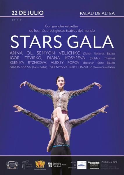 Stars Gala en Palau Altea