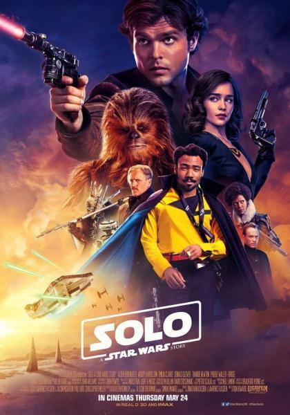 Cine: Han Solo una historia de Star Wars