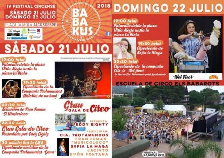 Festival Circense Babakus