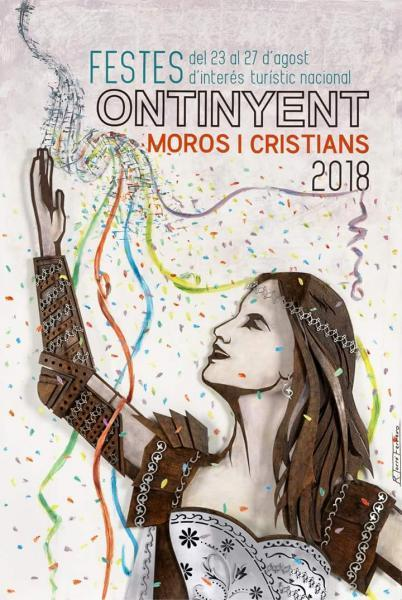 Festes de Moros i Cristians Ontinyent 2018