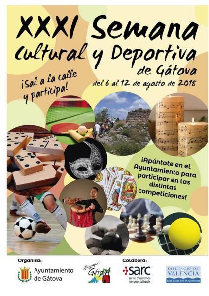 XXXI Semana Cultural y Deportiva de Gátova