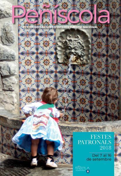 Programa de Fiestas Patronales Peñíscola 2018
