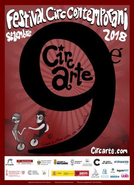 Circarte. 9ª Edición. 2018
