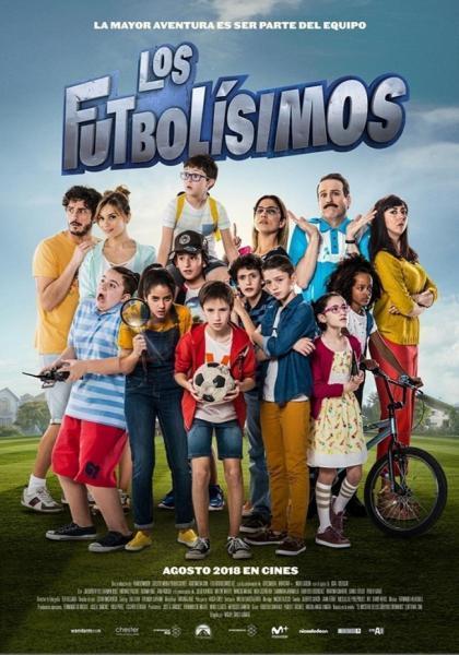 Cine: Los Futbolísimos
