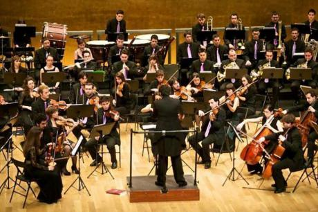 Concert Philharmonic Orchestra Universitat d'Alacant (OFUA)