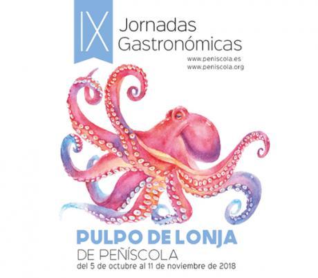 IX Jornadas Gastronómicas Pulpo de la Lonja de Peñíscola