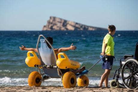 In search of the Accessible Tourist Destination: Benidorm