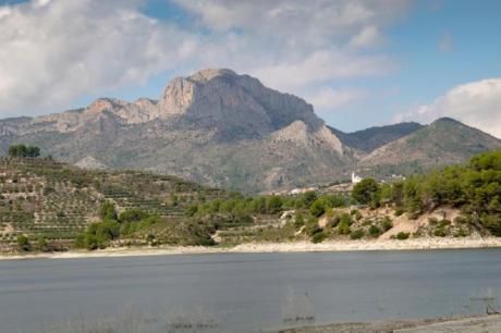 Ascensión al pico del Benicadell (Alicante)