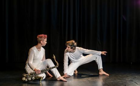 "Teatro: Dance Theatre Auraco presenta ""Tuntu"""