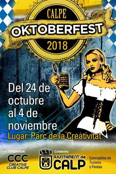 Oktoberfest Calp 2018
