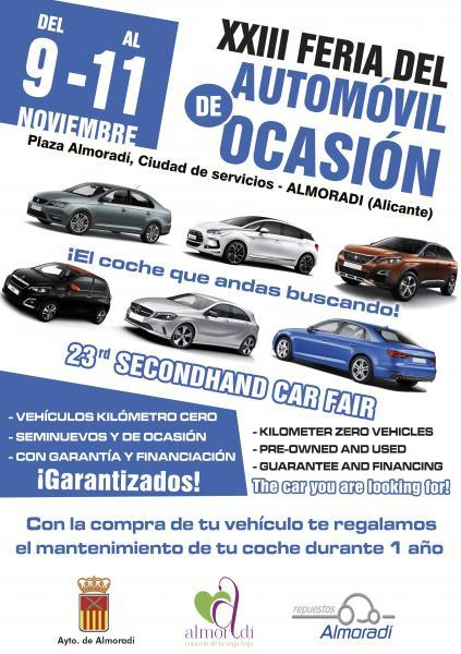 XXIII FERIA DEL AUTOMÓVIL DE OCASIÓN