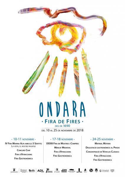 FIRA DE FIRES DE ONDARA 2018