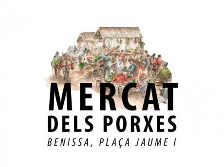 Markt von der Porxes