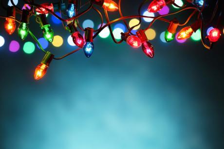 Espectáculo de luces y sonidos navideños