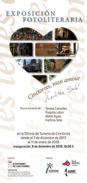 "Exposición fotográfica ""Cinctorres, mon amour"""