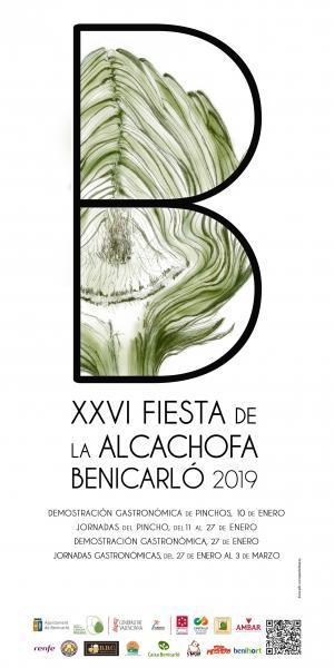 XXVI FIESTA DE LA ALCACHOFA BENICARLÓ 2019