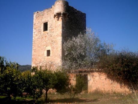 Torres Vigía de Cabanes: Eine Radtour