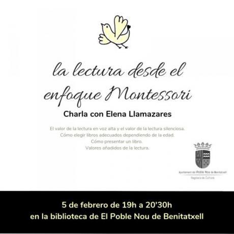 El enfoque Montessori para la animación lectora (Elena Llamazares)