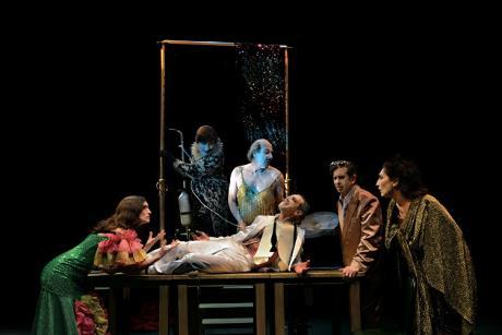 Teatro: El desguace de las musas