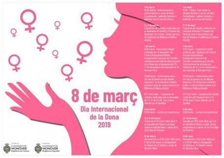 Actos por el Día Internacional de la Mujer