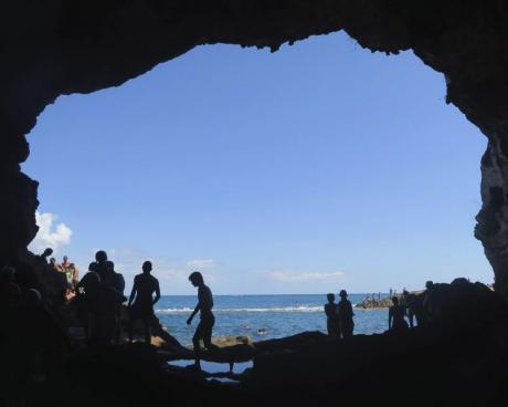 Sumérgete en la Cova Tallada de Xàbia