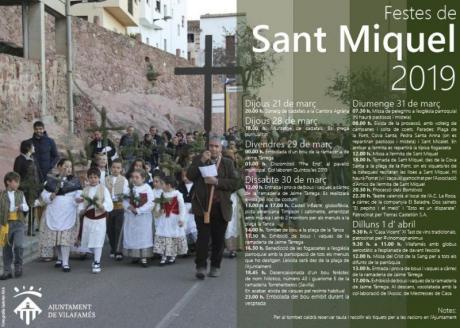 Festes Sant Miquel 2019