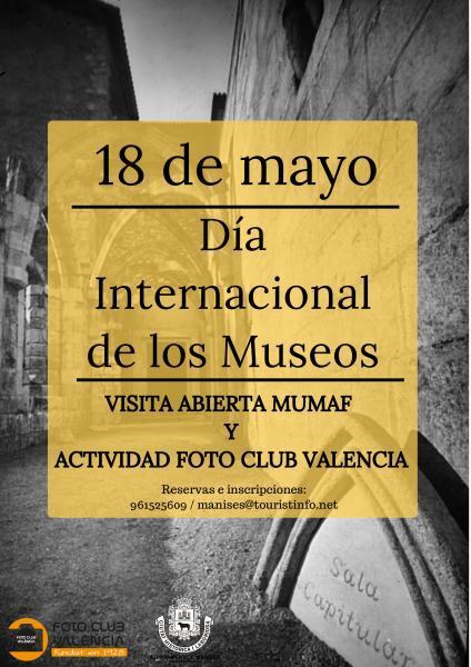 Día Internacional de los Museos Manises 2019