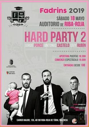 Hard party 2.0
