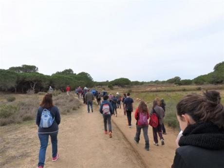 Rutas Ecoturísticas en el Parque Natural de La Mata y Torrevieja