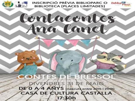 Cuentacuentos Ana Canet