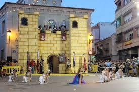 FIESTAS PATRONALES Y DE MOROS Y CRISTIANOS DE ROJALES