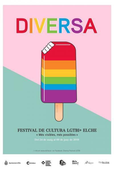 Diversa. Festival de Cultura LGTBI