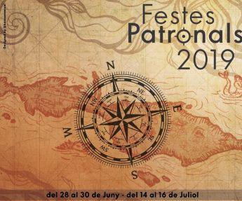 Programa de Fiestas San Pedro y San Pablo en Isla Tabarca 2019