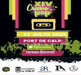 XIV FESTIVAL CREAM POP CALP: NEUMAN, THE LEVITANTS, Q-71