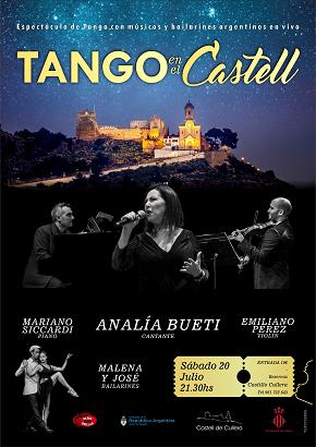 TANGO EN CASTILLO DE CULLERA